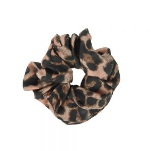 Scrunchie leopard red