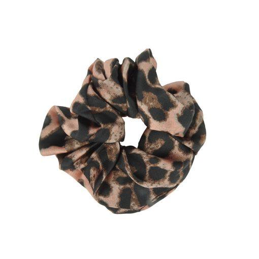 Scrunchie leopard red