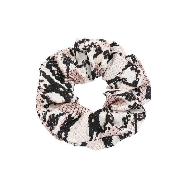Scrunchie snake brown