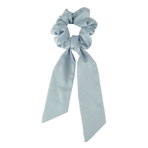 Scrunchie ribbon blue