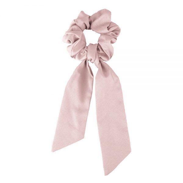 Scrunchie ribbon pink