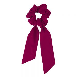 Scrunchie ribbon red