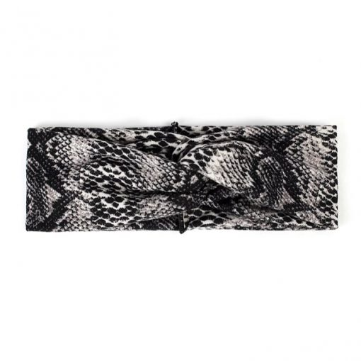 Hairband snake black
