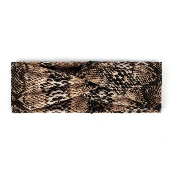 Hairband snake brown
