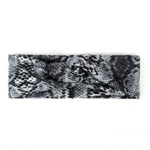 Hairband snake grey