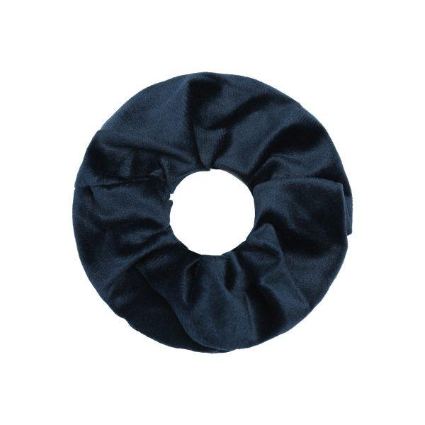 Scrunchie winter blue
