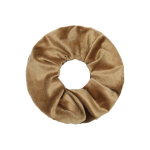 Scrunchie winter camel