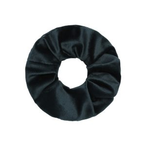 Scrunchie winter dark grey