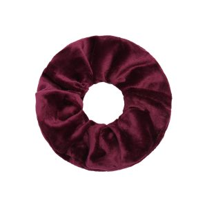 Scrunchie winter red
