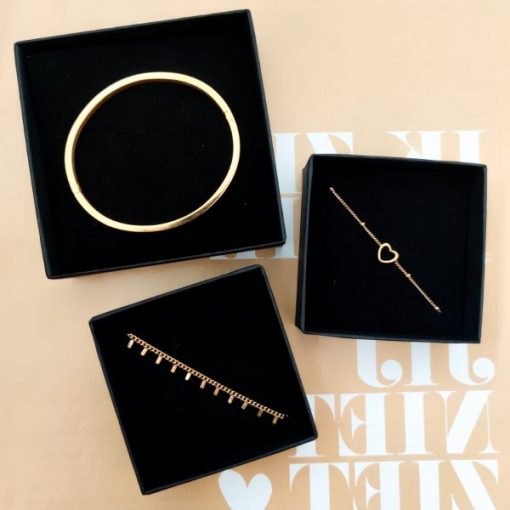 Jewellery box inside