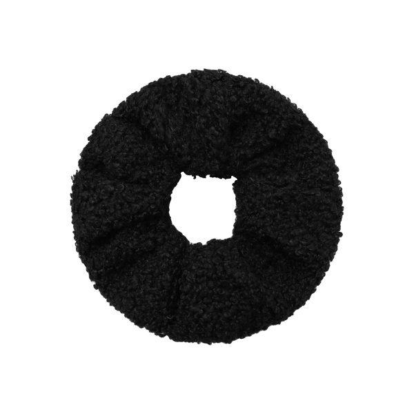 Scrunchie teddy black