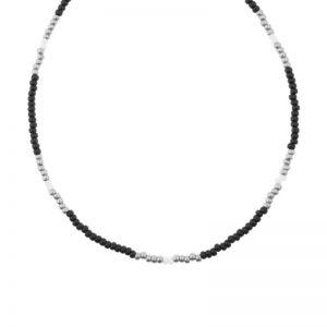 Choker snake silver