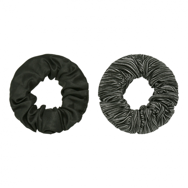 Scrunchie set black