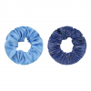 Scrunchie set blue