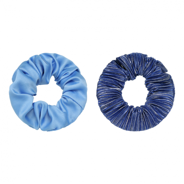 Scrunchie set blue
