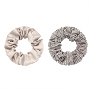 Scrunchie set grey