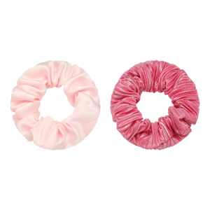 Scrunchie set pink
