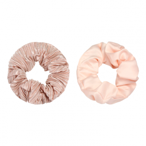Scrunchie set rose
