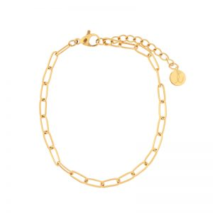 Bracelet links gold