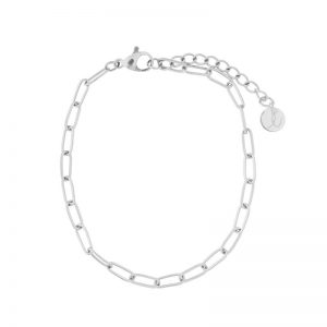 Bracelet links silver
